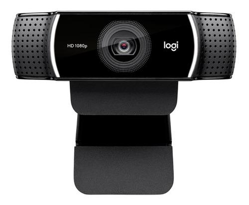 Imagen 1 de 8 de Camara Web Webcam Logitech C922 Pro Stream Full Hd 12c