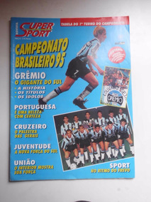 Revista Super Sport Nº 6 - Especial Grêmio / Pôster