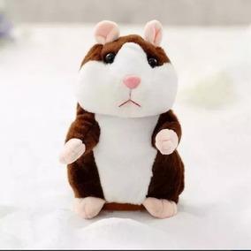 Hamster,falante Repete Tudo Que Criança Fala