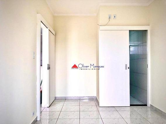 Casa Com 1 Dormitório Para Alugar, 40 M² Por R$ 1.350,00/mês - Jaguaré - São Paulo/sp - Ca1484