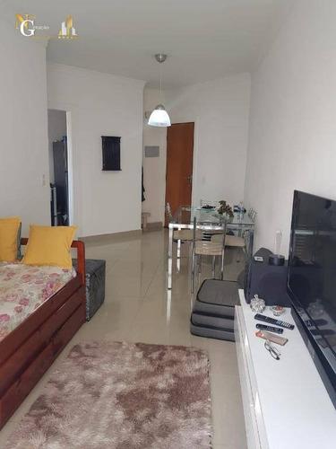 Kitnet À Venda, 40 M² Por R$ 150.000,01 - Boqueirão - Praia Grande/sp - Kn0443