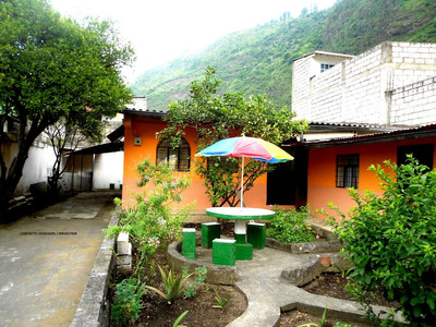 Vendo Casa En Banos Tungurahua