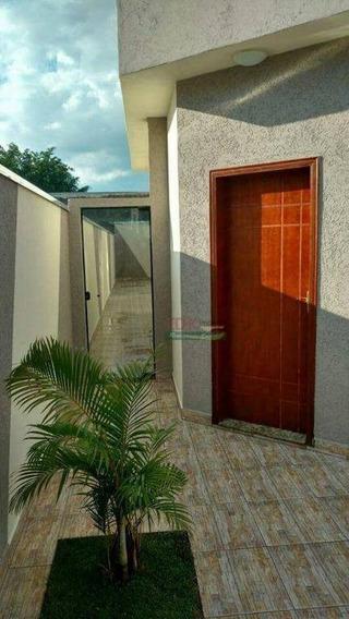 Casa Geminada À Venda, Parque São Luís, Taubaté. - Ca1327