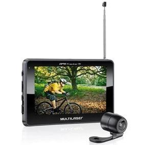 Navegador Gps Automotivo Multilaser 4.3 Câmera Tv Nota Fisca