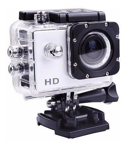 Filmadora Hardline Hardcam Silver Hd 720p Cmos 12mp