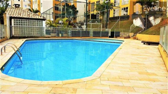 Apartamento A Venda Em Aruja Jordanópolis 2 Dorms R$ 199 Mil - V447