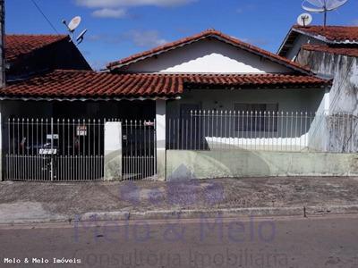 Casa Para Venda Em Bragança Paulista, Parque Brasil - 1484