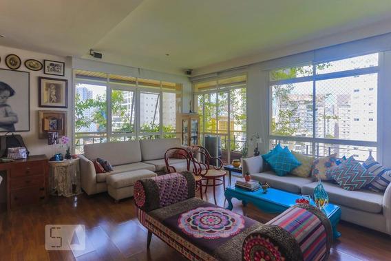 Apartamento No 8º Andar Com 4 Dormitórios E 3 Garagens - Id: 892989586 - 289586