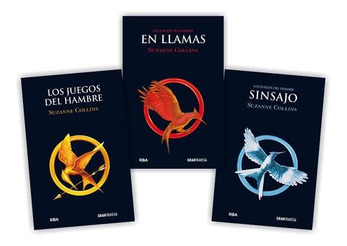 Trilogía Los Juegos Del Hambre - Suzanne Collins