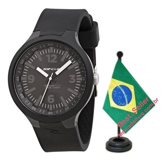 Relógio Rip Curl Driver Black - Coleção Pivot
