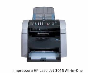 Impressora Laserjet 3015