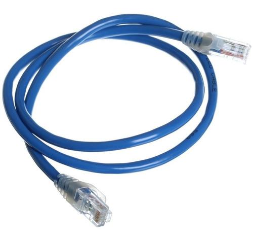Cable De Red 1.5 Metros Categoría 6 Redes Conectividad Nnet