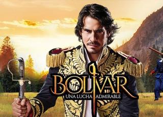 Serie Bolivar: Una Lucha Admirable Hd 720p Temporada 01