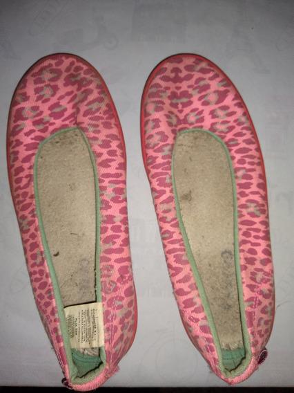 Zapato Niña Rosa Topper