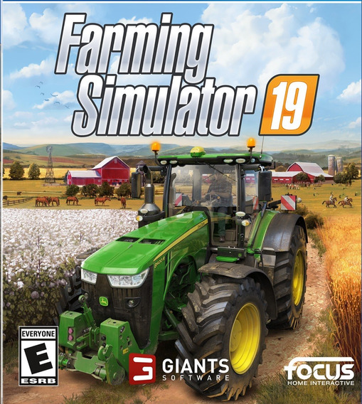Farming Simulator 19 Pc Digital