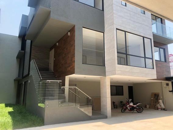 Casa En Condominio En Venta Tecamachalco
