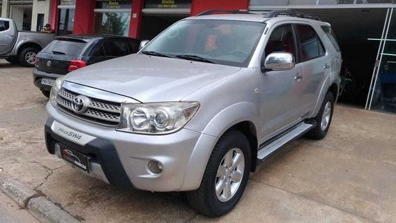 Toyota Hilux Sw4 Sr 4x2 2010/2010 Gasolina (negociamos)