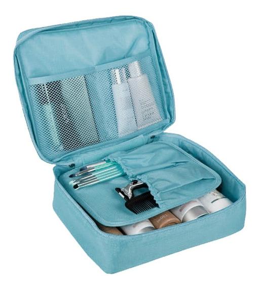 Neceser Oganizador Viaje Bolso Porta Cosmeticos Maquillaje