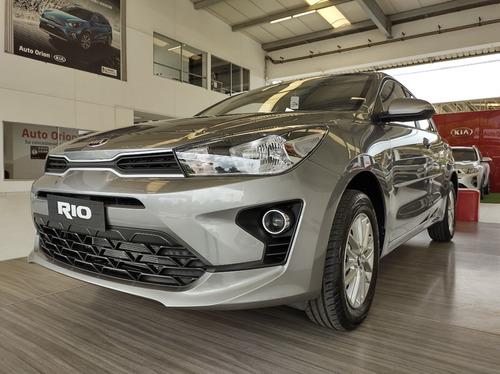 Kia Rio Emotion Mt. Sedan 1.4l 2022 0 Km.