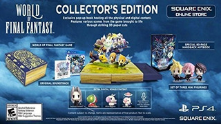 World Of Final Fantasy Collector
