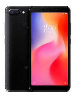 Xiaomi Redmi 6 32gb /3ram 5.45 + Película +nota Fiscal+capa