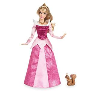 Disney Muñeca Aurora Classic Con Figura