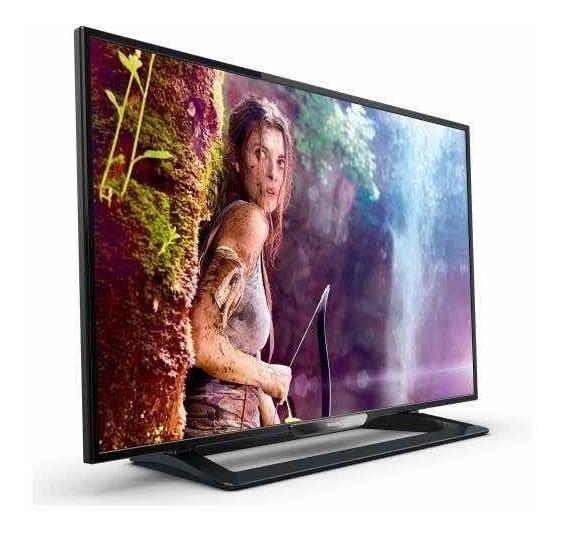 Tv Led 43 Full Hd Philips 43pfg5000/78 Digital Crystal 120hz