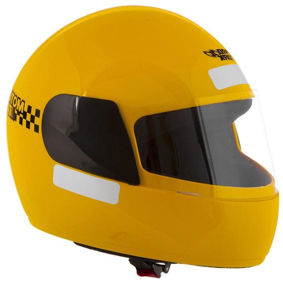 Capacete Fechado Moto Mototaxi Motocicleta Liberty Motoboy