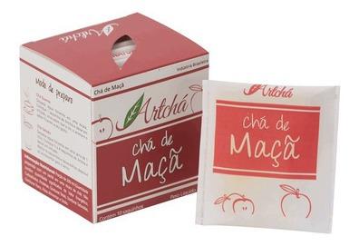 Chá Maça Caixa C/10 Sachês 20gr - Artchá