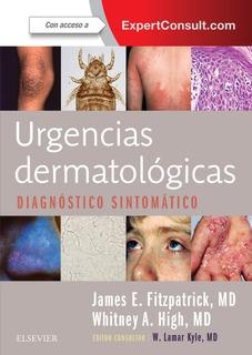 Envío Gratis. Fitzpatrick. Urgencias Dermatológicas