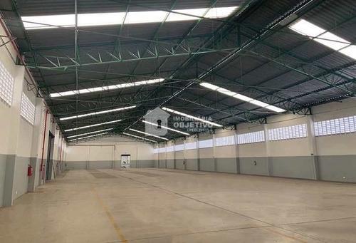Galpão, Parque Industrial Das Oliveiras, Taboão Da Serra, Cod: 4178 - A4178