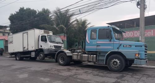 Imagem 1 de 8 de Scania 113 Guincho Pesado
