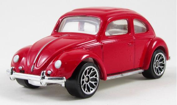 G3 1/58 Matchbox Fusca 1962 Vw Beetle 2006 Mainline Chfx