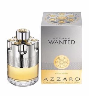 Azzaro Wanted 100 Ml Masculinio Barato Promocao Fretegratis