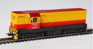 Ferrocarriles Argentinos Frateschi G12 1/87 Ho En La Plata F