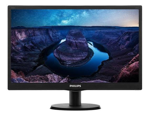 Monitor Philips 19 Pulgadas Led Hd 193v5lhsb2/55 Hdmi