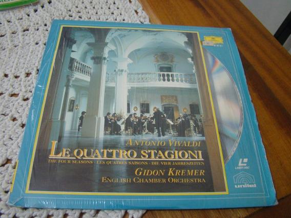 Laserdisc Vivaldi , Gidon Kremer