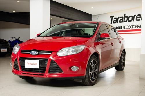 Ford Focus Iii 2014 2.0 Sedan Titanium Mt Usados Taraborelli