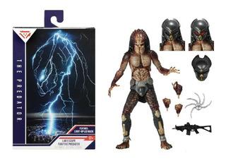 Neca The Predator Ultimate Fugitive Predator (lab Escape)