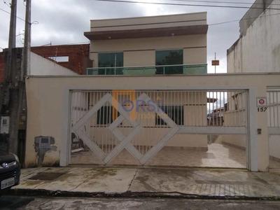 Sobrado 3 Dorms, P Olimpico, Mogi- R$ 480.000 / Loc 1600 - V1244