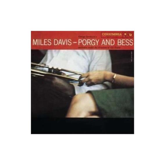 Davis Miles Porgy And Bess Cd Nuevo