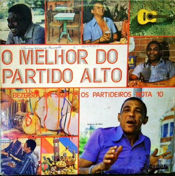 Bezerra Da Silva E Os Partideiros Nota 10 Partido Alto 10333