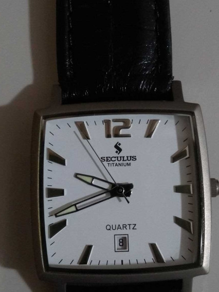 Relógios Seculus Titanium
