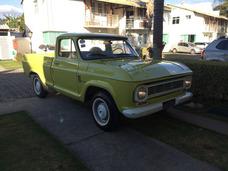 Chevrolet C10 Pick Up Camionete / Ñ Dodge Opala Ou Maverick