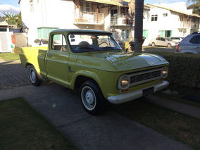 Chevrolet C10 Pick Up Camionete / Ñ Dodge Opala Ou Maverick