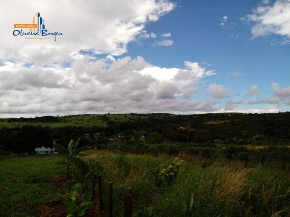 Chácara Rural À Venda, Zona Rural, Corumbá De Goiás. - Ch0027