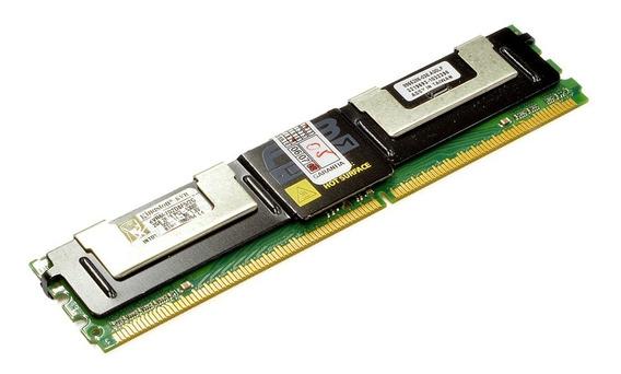Memória Server 2gb Fb-dimm Ddr2-667 Kingston Kvr667d2d8f5-2g