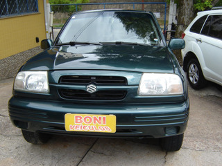 Suzuki Vitara 1.6 Jlx Metal Top 4x4 8v Gasolina 4p Manual