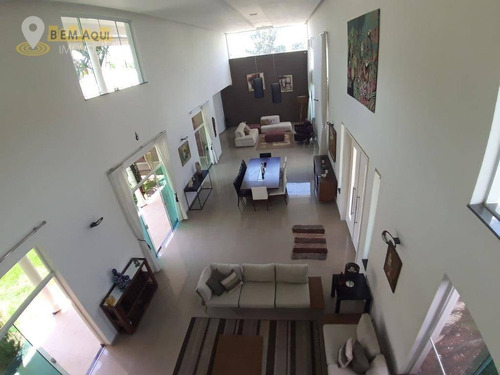 Imagem 1 de 30 de Casa Com 5 Dormitórios À Venda, 634 M² Por R$ 2.800.000,00 - Parque Village Castelo - Itu/sp - Ca1516