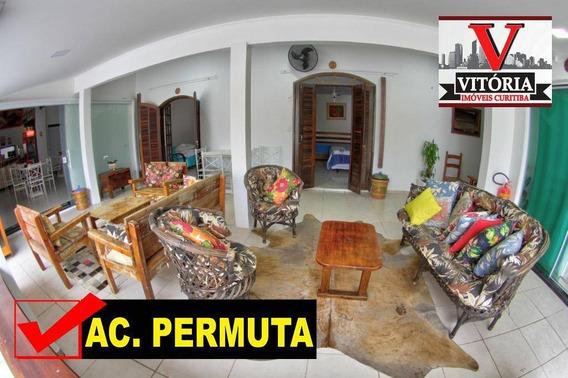 Pousada Com 9 Dormitórios À Venda - Centro - Matinhos/pr - Po0001
